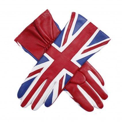 Handy Union Jacks - good for waving the flag!