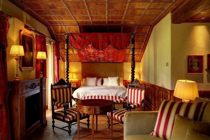 La nostra Suite Regina Margherita - Hotel Miramonti Cogne