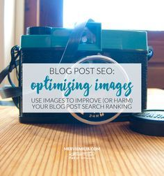 Use images to improve your blog post search ranking. Learn how to optimise images for search engines. Tip: It goes beyond the file names and alt-texts.