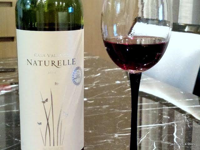 Vinho Naturelle 2014