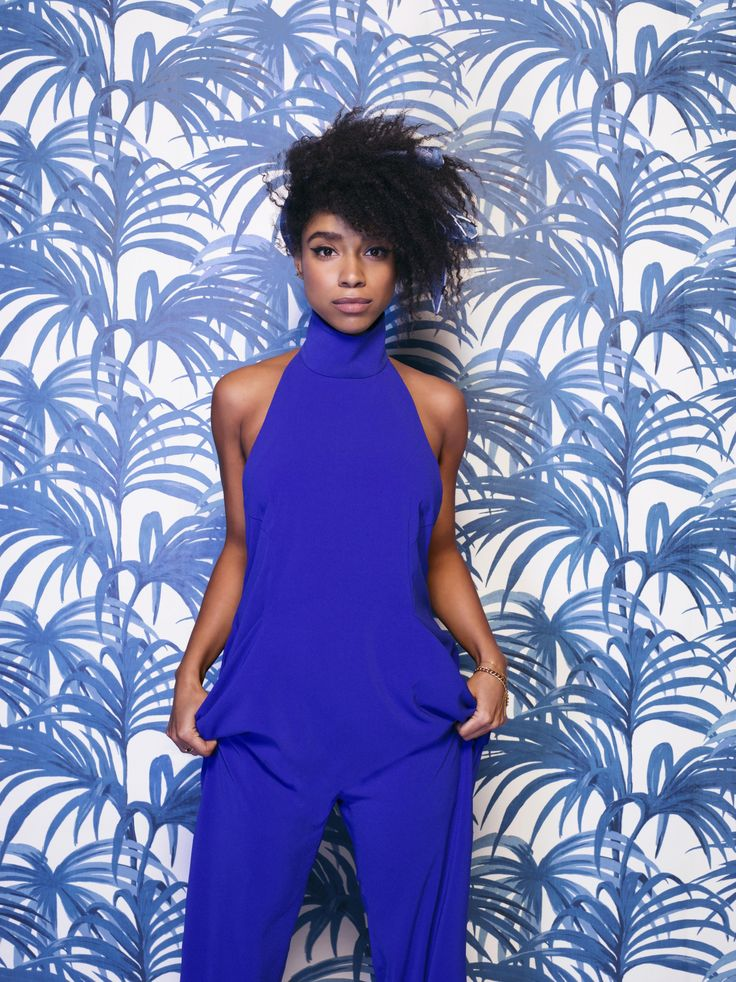 Lianne La Havas loves florals, dark lipstick and Doc Martens. Get to know the stylish young star on wmag.com.