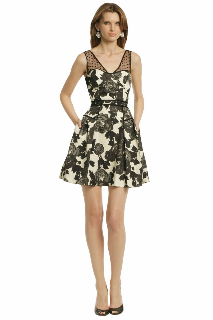 Kiss From A Rose Dress  Milly dress