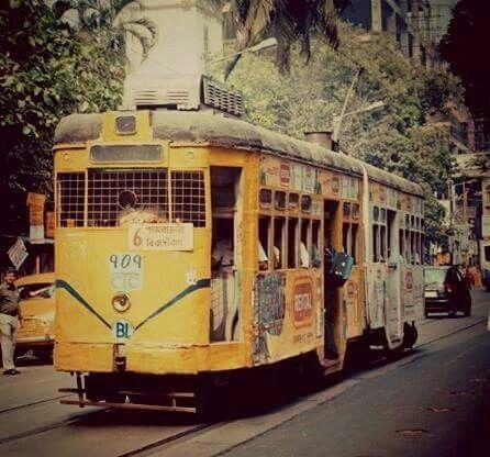 Tram, Kolkata, India