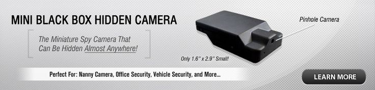 Hidden Camera - SEE THE WORLD'S BEST COVERT HIDDEN CAMERAS AT http://www.spygearco.com/mini-clock-cameras.php