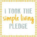 KanelstrandSimple Living, Living Pledge, Living Simply, Living Guide, Plastic Fre Living