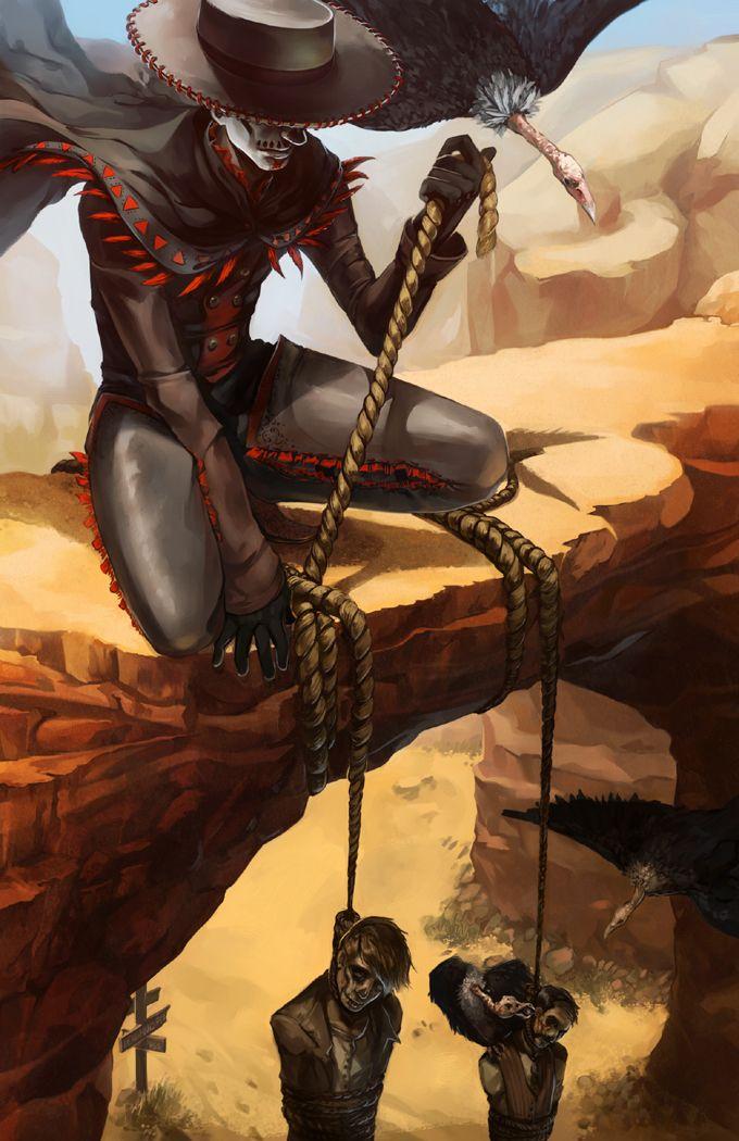 Valle de la Muerte by Alicechan