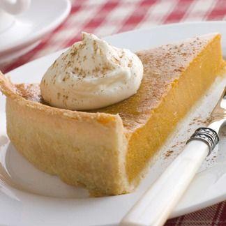 Recette du jour spécial Thanksgiving : la tarte américaine à la citrouille