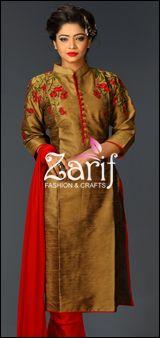 Zarif Fashion - Eid salwar kamiz, bangladeshi salwar kamiz, online shopping, free shipping, banlgadeshi fashion house, eid shopping
