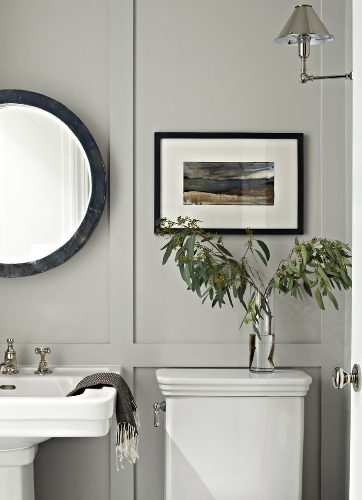 West Village Waterfront || Polished Nickel Wall Sconce || Chango & Co.