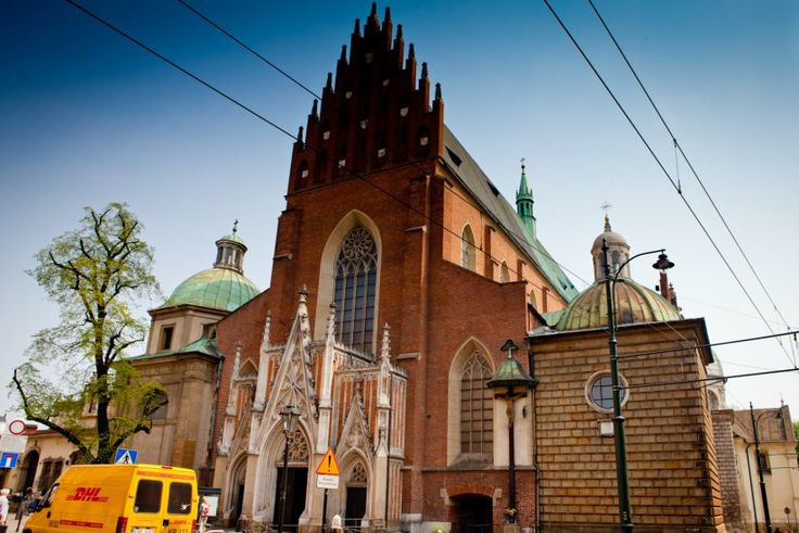 Klasztor krakowski. #dominikanie #kraków #cracow #klasztor
