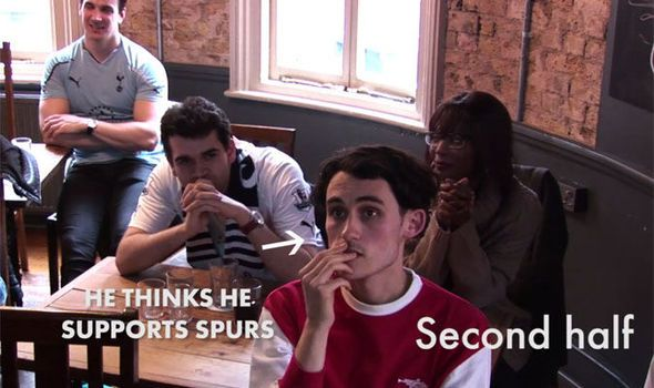 WATCH: The hilarious moment Arsenal fan CELEBRATES when Spurs win - after being hypnotised   via Arsenal FC - Latest news gossip and videos http://ift.tt/2qulQOL  Arsenal FC - Latest news gossip and videos IFTTT