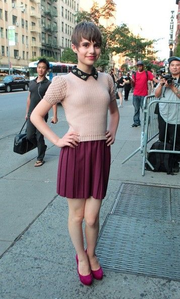"""Sami Gayle - """"Total Recall"""" premieres in NYC"""