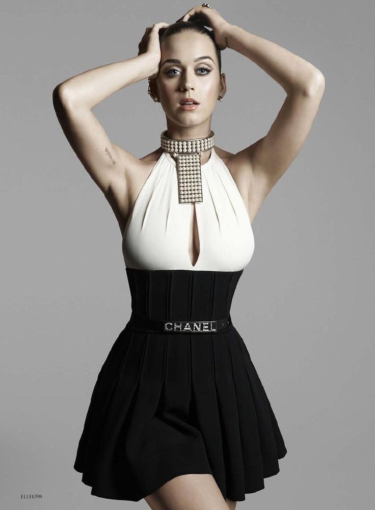 Katy Perry for ELLE Magazine March 2015 LLLLOOOOOOOVVVEEE this dress!!!!!!!!!