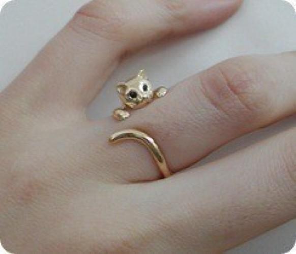 Idée mignonne Unusual Wedding Ring