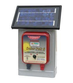 Parmak Solar-Pak 6 Fence Charger - Horse.com