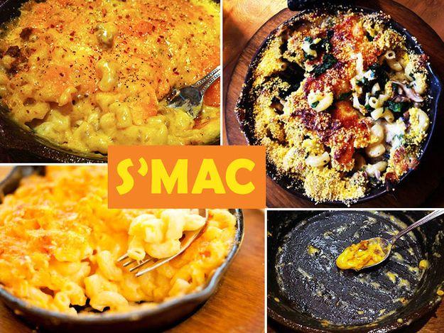 "Sarita's Macaroni and Cheese (NYC) Known as ""S'mac"""