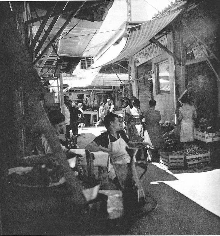 Αγορά Ηρακλείου-Η Κρήτη του 1950 μέσα από φωτογραφίες του Claude Dervenn