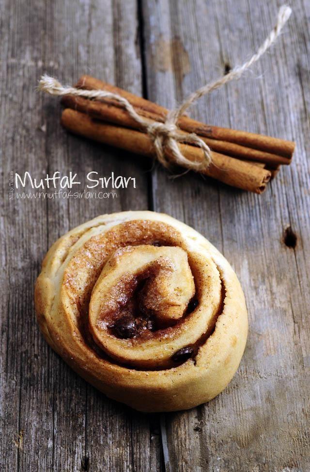 Tarçınlı Rulolar Tarifi | Mutfak Sırları