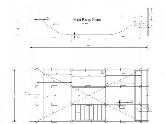 33 best Mini ramps images – Garage Mini Ramp Plans