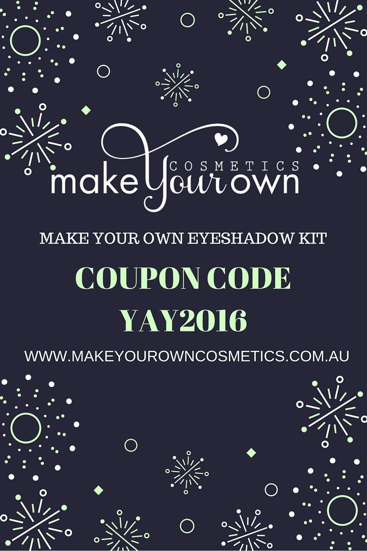 Best 40 make your own cosmetics myoc images on pinterest enter coupon code yay2016 at checkout to buy make your own eyeshadow kit at a special fandeluxe Choice Image