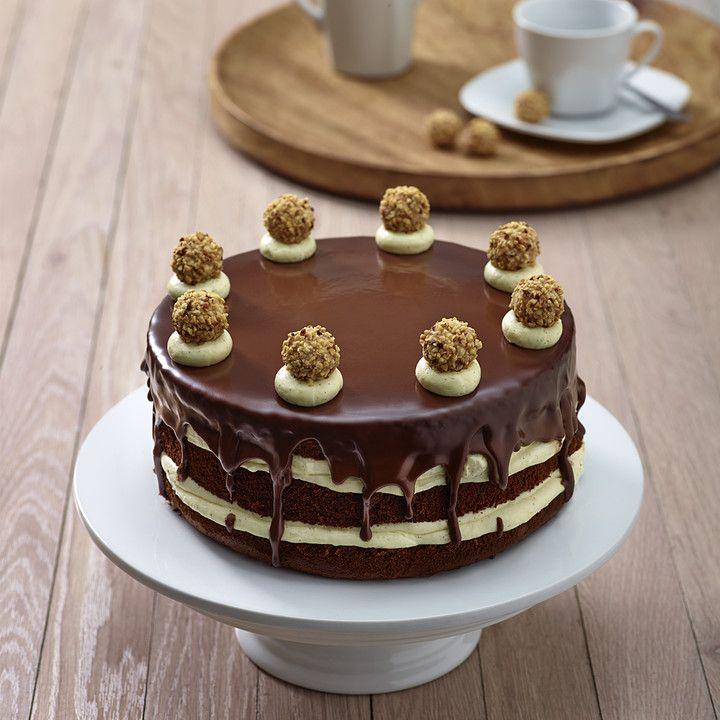 Schoko-Kirsch Torte mit GiOTTO, ein schmackhaftes Rezept aus der Kategorie Festlich. Bewertungen: 2. Durchschnitt: Ø 3,5.