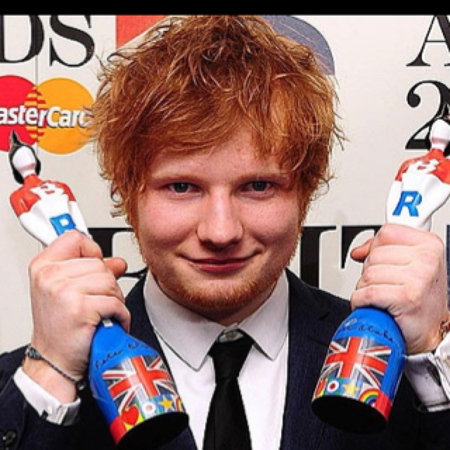 Two trophies Ed!