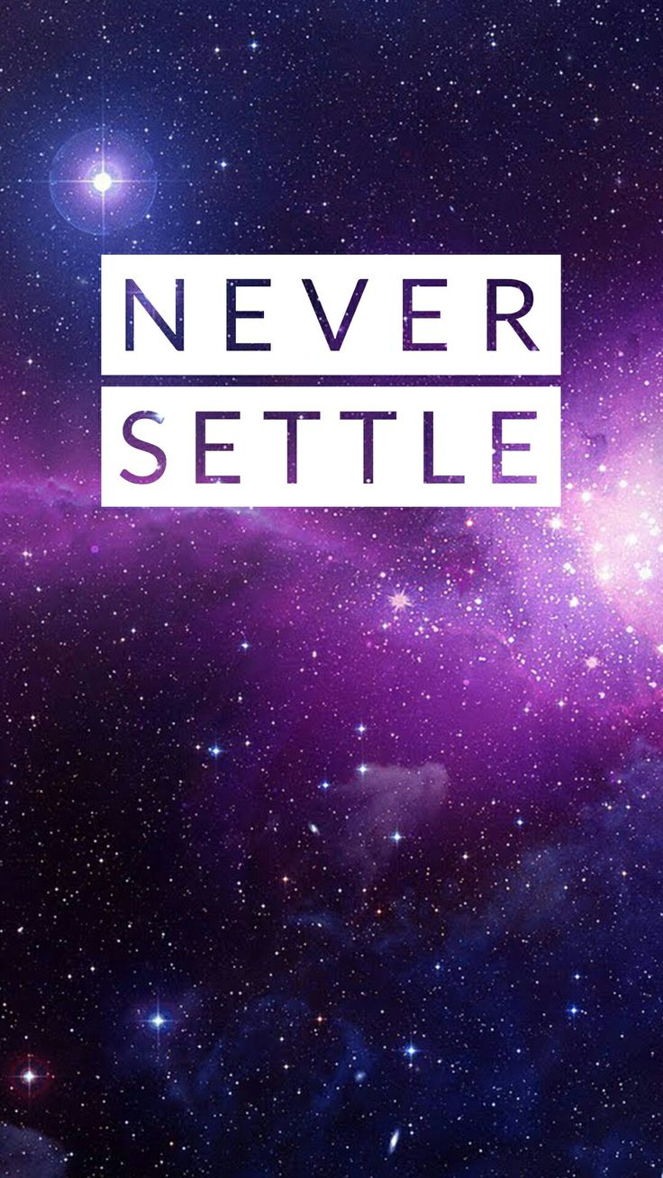 never settle dating site