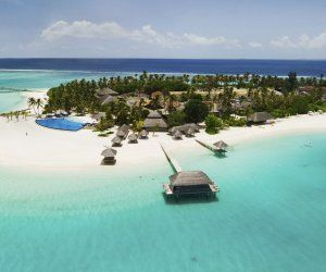 Unvergesslicher Luxus Urlaub auf den Malediven: 7 Tage im 5-Sterne Strandhotel mit All Inclusive, Beach Suite, Hausriff + Flug ab 2.191 € (statt 3.172 €)   ⚠ Hey, da spare ich 1 000 Euro ➡ http://urlaubsheld.de/r/c30835