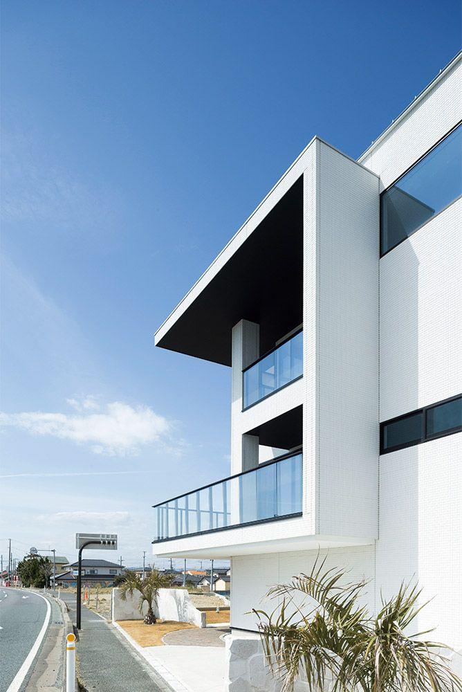 海と空を見渡すリゾートライフ いわき市 福島県 住宅実例を見る