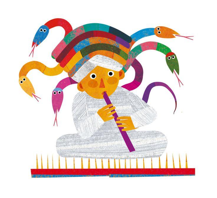 giulia orecchia #illustration #italian #picame #children