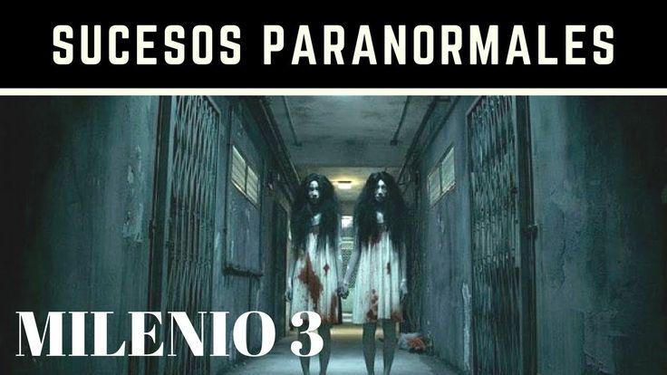 Milenio 3 -   Sucesos paranormales en el Museo de Arte Reina Sofía Prime...