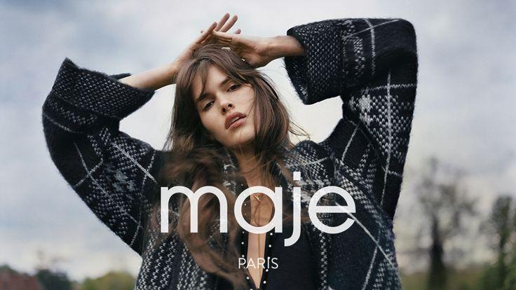 Your new favorite French label #MAJE #Paris #Austalia