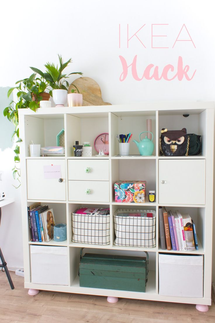 25+ best ideas about Expedit Hack on Pinterest  Kallax ikéa, Diy ikea and Me -> Customiser Meuble Ikea Expedit