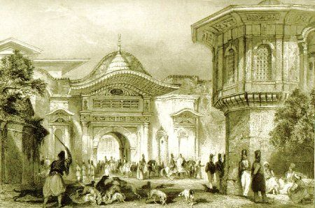 17 best images about the ottoman empire in 18th century for Porte ottoman