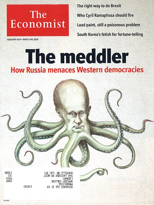 The Economist February 24 - March 2, 2018