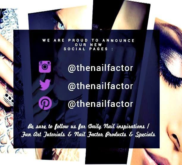 Follow The Nail Factor #nails #nail #fashion #style #TagsForLikes #cute #beauty #beautiful #instagood #pretty #girl #girls #stylish #sparkles #styles #gliter #nailart #art #opi #photooftheday #essie #unhas #preto #branco #rosa #love #shiny #polish #nailpolish #nailswag #Gateway #TheNailFactor #Umhlanga #Westville #Galleria