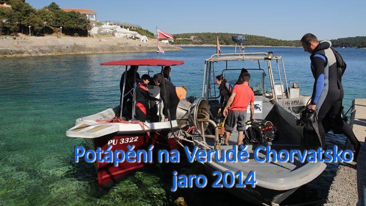 Vzhůru na palubu hloubky volají Veruda jaro 2014