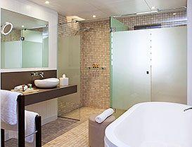 Sheraton New Caledonia Deva Resort & Spa Brand New Luxurious bathrooms