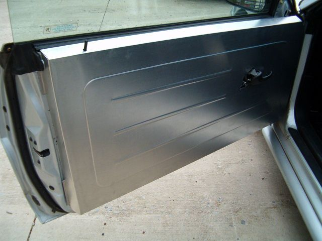 Scott Rod Fabrications Custom Aluminum Panels For Fox Body