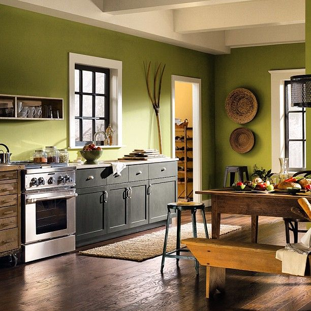17 Best Images About Paint Colors For Kitchens On