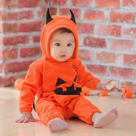 ec4b01da9 Newborn Kids Baby Boy Girls Halloween Romper Jumpsuit Bodysuit ...