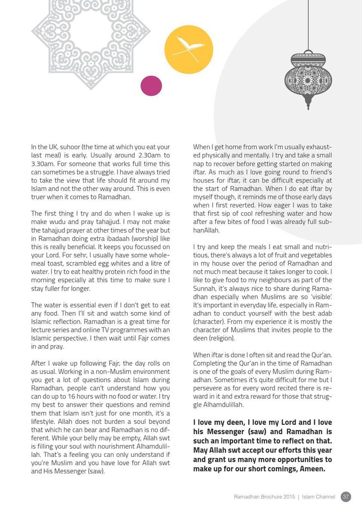 10 best brochures over de islam images on pinterest for Islamic brochure design