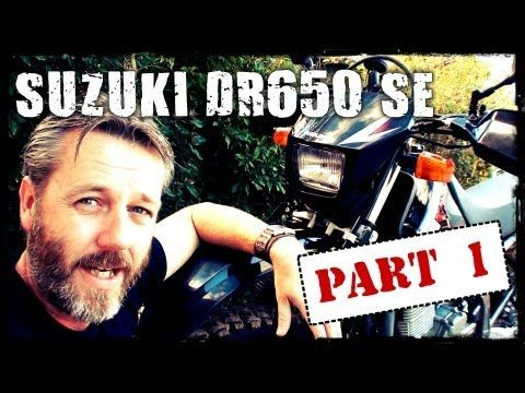 DR650 - Part 1 - YouTube