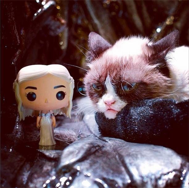 Grumpy & Dany