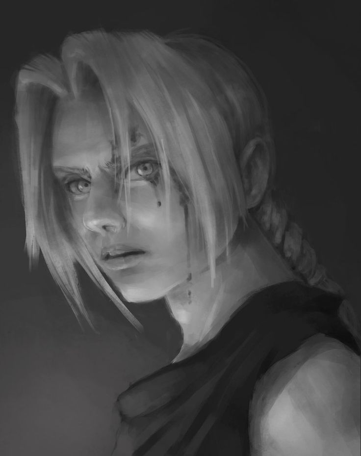 Edward Elric - Fullmetal Alchemist FANART by Mumuchi on DeviantArt