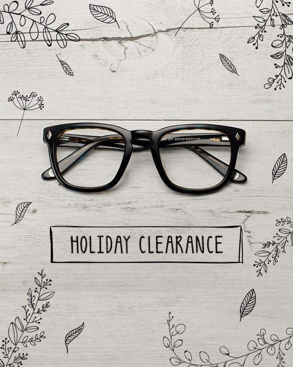 Square modern frames. Buy Glasses Online.  Holiday Clearance Sale ends 1.10.16.
