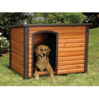 Retriever Lodge Expandable Kennel Dog House