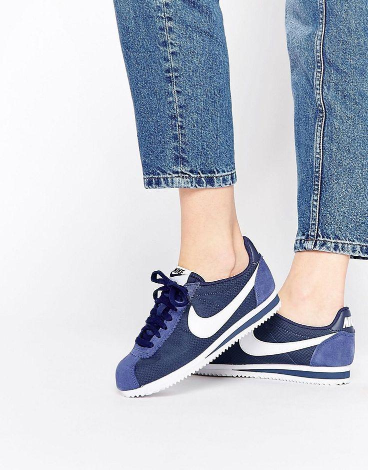 Immagine 1 di Nike - Loyal Cortez - Scarpe da ginnastica blu classiche