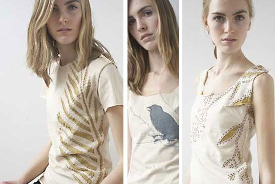 Slow fashion at its best...Alabama Chanin,