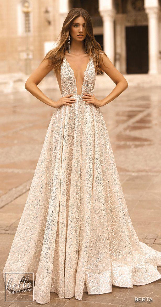 Berta Wedding Dresses Fall 2019